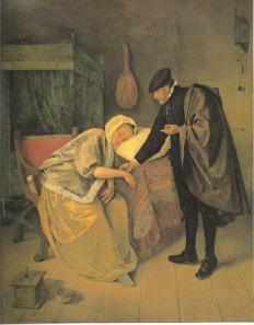 Jan Steen, século XVII