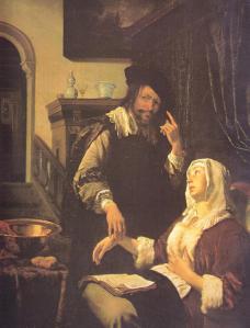 Frans van Mieris, 1657